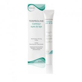 Synchroline Terproline Contour Eyes & Lips, Κρέμα Σύσφιξης Ματιών και Χειλιών 15ml