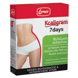 LANES Kcaligram 7 Days, Σύστημα Αδυνατίσματος σε 7 Ημέρες, 14 δισκία