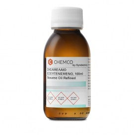Chemco Sesame Oil (Σησαμελαιο) Ph.Eur. 100ml