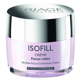 Uriage Isofill Focus Rides P, Αντιρυτιδική Κρέμα Προσώπου Κανον/Μεικτές 50ml