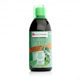 Forte Pharma Turbo Detox, Ενίσχυση Καύσεων, Αποτοξίνωση, με Λαχανίδα Υπέροχη Γεύση 500ml