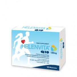 Helenvita Q10 120mg Συμπλήρωμα Διατροφής 20caps