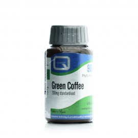 Quest Green Coffee 200mg Extract, Πράσινος Καφές 90Tabs