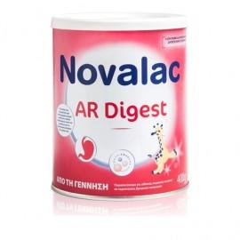 Novalac AR Digest, Παρασκεύασμα σε Περιπτώσεις Βρεφικών Αναγωγών από την Γέννηση 400gr