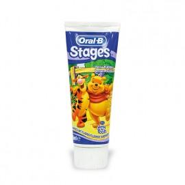 Οral-B Παιδική Οδοντόκρεμα Disney, για παιδιά κάτω των έξι ετών, 75ml
