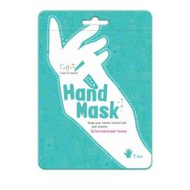 Vican Cettua Clean & Simple Hand Mask Ενυδατική Μάσκα Χεριών 1ζευγάρι