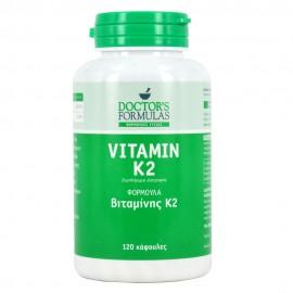 Doctor's Formulas Vitamin K2 120 Κάψουλες