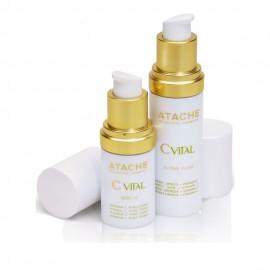 Atache C Vital Set Active Serum 15ml & Active Fluid 30ml