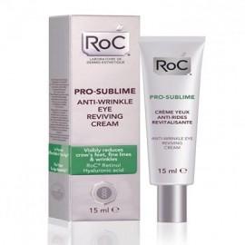 ROC PRO-SUBLIME Αντιρυτιδική Αναζωογονητική Κρέμα Ματιών, 15 ml
