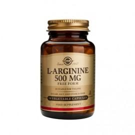 Solgar L-Arginine 500mg veg. 50 caps