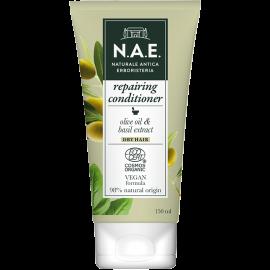 N.A.E. Repairing Conditioner & Μάσκα 2 in 1 για Επανόρθωση, Οργανική Πιστοποίηση COSMOS  & Vegan φόρμουλα, 150 ml