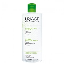 Uriage Eau Micellaire Thermale Pmg, Λοσιόν Ντεμακιγιάζ, Προσώπου & Ματιών 250ml