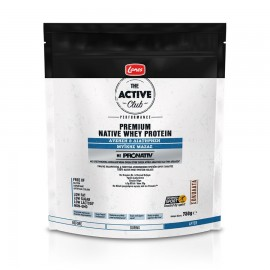 Lanes The Active Club Premium Native Whey Protein Σοκολάτα 750gr