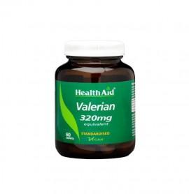 Health Aid Valerian 320mg, 60tablets