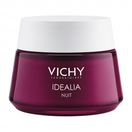 Vichy Idealia Night Επανορθωτικό Gel-Balm Νυχτός Όλοι οι Τύποι Επιδερμίδας 50ml