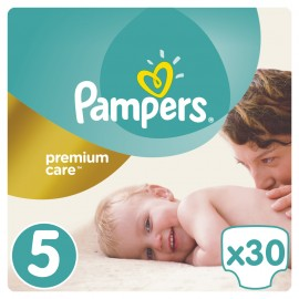 Pampers Premium Care No5 (11-18kg) 30τμχ