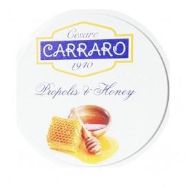 Carraro Καραμέλες για το Λαιμό με Μέλι & Πρόπολη 40gr