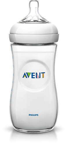 Avent Natural Μπιμπερό 330ml - χωρίς BPA