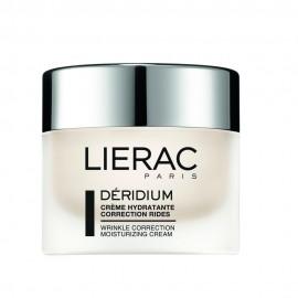 Lierac Déridium Crème Hydratante Correction Rides, Αντιρυτιδική Κρέμα Προσώπου, Κανονικές/Μεικτές, 50ml