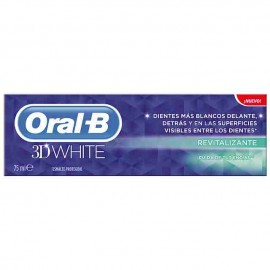 Oral-B Οδοντόκρεμα 3D White Revitalize 75ml