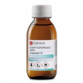 Chemco Grapeseed Oil (Σταφυλοσπορελαιο) 100ml