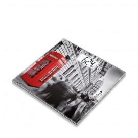 Beurer Ζυγος Δαπεδου Ψηφιακος Γυαλινος Beurer -Gs 203 London- 150Kg