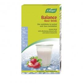 A.Vogel Balance Base Drink Ρόφημα Φυσικής Αλκαλοποίησης και Εξισορρόπησης του pH του Οργανισμού 14 sachets