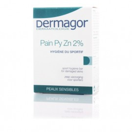 Inpa Dermagor Pain Py Zn 2% 80gr