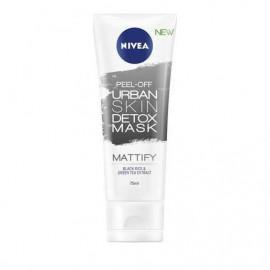 Nivea Peel Off Urban Skin Detox Mask Μάσκα για Ματ Αποτέλεσμα 75ml