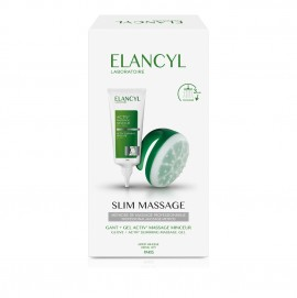 Elancyl Slim Design Massage Minceur & Γάντι 200ml
