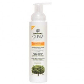 Olivia Foaming Soap L.Verbena, Αφρίζον Σαπούνι Καθαρισμού για Χέρια με Ελιά & Λουίζα, 265ml