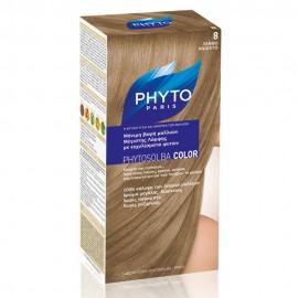 Phyto Φυτική Βαφή με Χρωστικά Εκχυλίσματα Φυτών No 8 Blond Clair