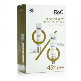 Roc Pro-Protect Promo Anti-Wrinkle Rejuvenating Concentrate Intensive 30ml & Anti-Wrinkle Rejuvenating Fluid 40ml