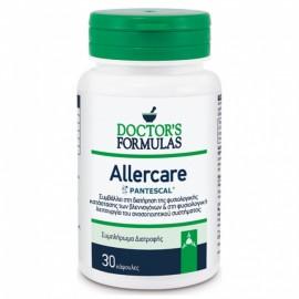 Doctors Formulas Allercare Φυσιολογική Λειτουργία του Βλεννογόνου & του Ανοσοποιητικού 30 κάψουλες