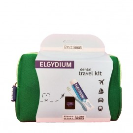Elgydium Travel Kit Green