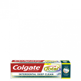 Colgate Total Interdental Deep Clean Οδοντόκρεμα για Βαθύ Καθαρισμό 75ml