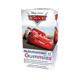 Disney Cars Multivitamins 60 μασώμενα ζελεδάκια