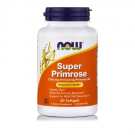 Now Foods Super Primrose 1300mg 60Softgels