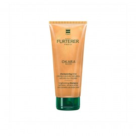 Rene Furterer Okara Blond Brightening Shampoo, Σαμπουάν Λάμψης για Ξανθά Μαλλιά 200ml