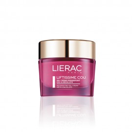 Lierac LIFTISSIME COU, Ζελ-Κρέμα Επαναπύκνωσης - Λαιμός & Ντεκολτέ 50ml