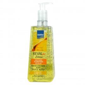 Intermed Reval Plus Antiseptic Hand Gel Lemon Αντιμικροβιακό Τζελ Χεριών 500ml