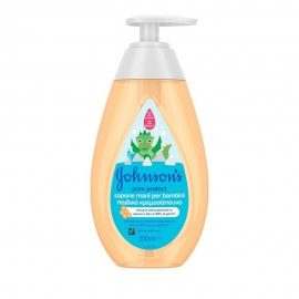 Johnson & Johnson Παιδικό Κρεμοσαπουνο Pure Protect 300ml