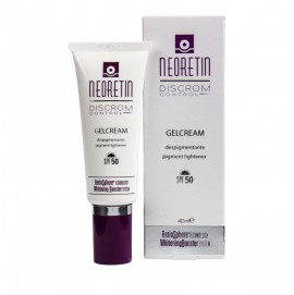 Neoretin Discrom Control Gel Cream SPF50 Κρέμα Προσώπου για Πανάδες/Κηλίδες 40ml