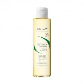 Ducray Sensinol Huile Lavante, Καθαριστικό Λάδι Μαλλιών για την Αντιμετώπιση του Κνησμού, 200ml