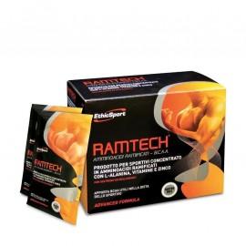 EthicSport Ramtech, Αμινοξέα Διακλαδισμένης Αλυσίδας με Αλανίνη, Βιταμίνες και Ψευδάργυρο 20 Sachets