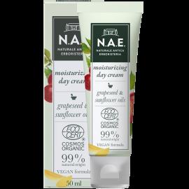 N.A.E Ενυδατική κρέμα ημέρας, Οργανική Πιστοποίηση COSMOS  & Vegan φόρμουλα, 50ml