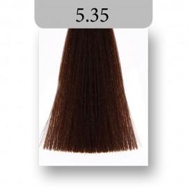 Ossion Βαφη Νο 5.35 Καστανό Ανοιχτό Σοκολά - 60ml
