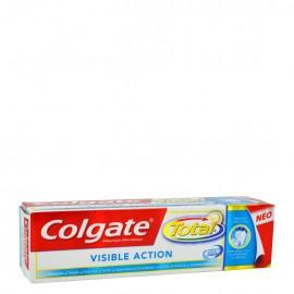 Colgate Total Visible Action Αντιβακτηριδιακή Οδοντόκρεμα 75ml