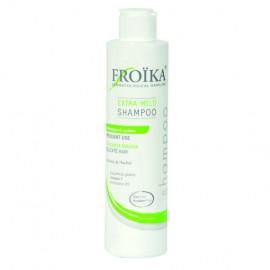 Froika, Extra Mild Shampoo, Σαμπουάν για Καθημερινή Χρήση, Ευαίσθητα Μαλλιά, 200ml