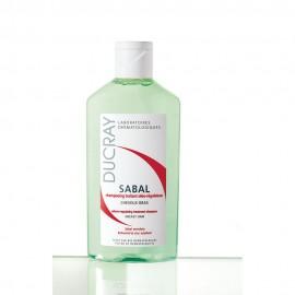 Ducray Sabal Shampooing, Σαμπουάν για Έντονη Λιπαρότητα 200ml